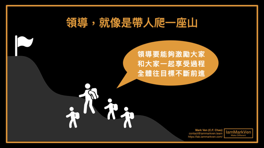 領導和管理的差異?增加領導力5步驟《領導就是帶人從起點到完成目標》讀書實戰分享